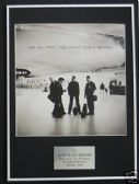 U2 - Framed LP Cover - ALL THAT YOU CAN'T LEAVE BEHIND